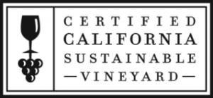 California Certified Sustainable Vineyard Logo